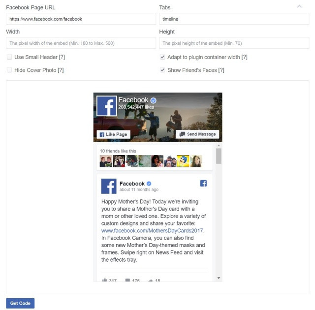 Adding a Facebook feed to a SharePoint Modern Page – Mark